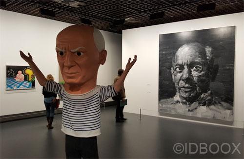Expo Picasso Mania Grand Palais