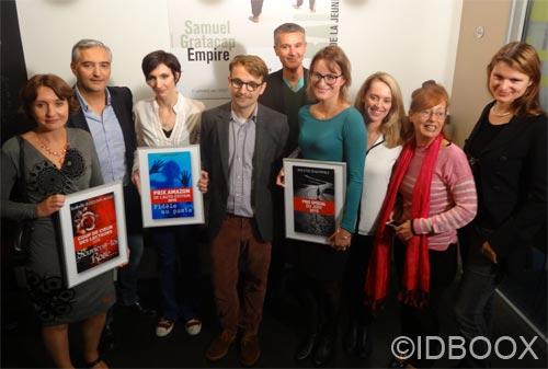 Prix Amazon Autoédition Kindle 2015