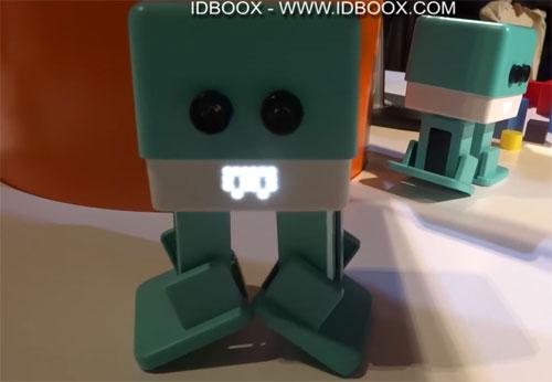 Zowi le robot éducatif de BQ
