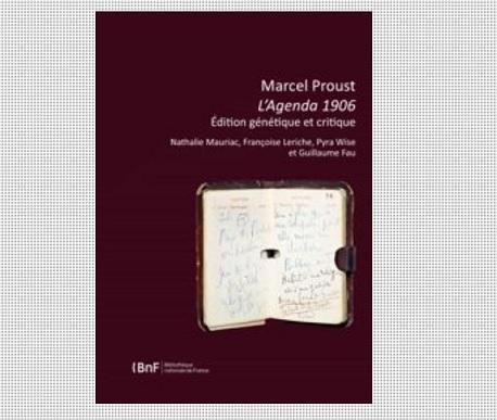agenda marcel Proust ebook