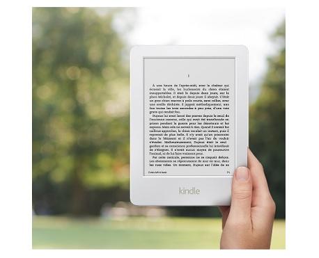 kindle blanc amazon noel ebook