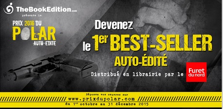 prix du polar autoedite ebook