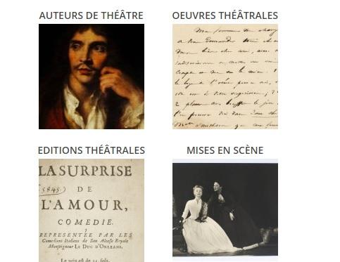 libre théâtre bibliotheque numerique