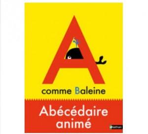 A comme Baleine abecedaire ebook interactif