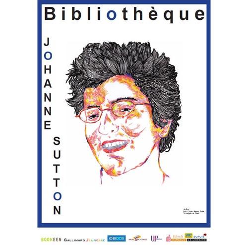Bibliothèque Mali Johanne Sutton