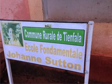 Ecole-Johanne-Sutton-Mali