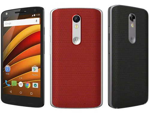 Moto X Force disponible maintenant en France