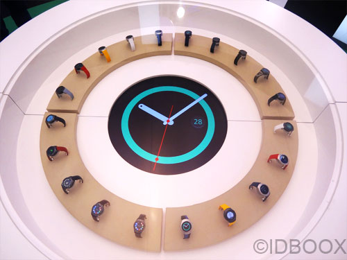 Samsung Gear S2 aperçu en vidéo