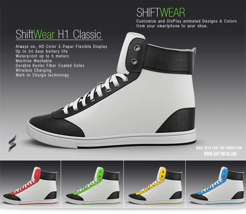 les shiftwear