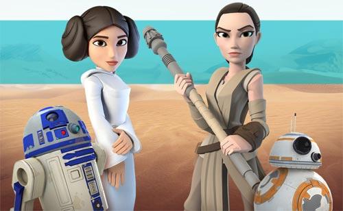 Star Wars Réveil de la force enfant apprend le code