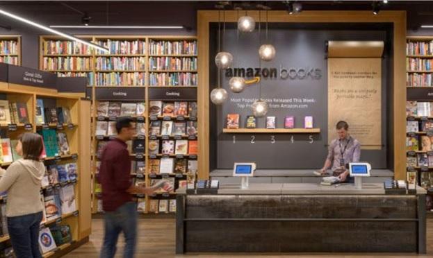 Amazon va ouvrir de plus en plus de librairies idboox - Lightbox amazon ...
