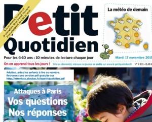attentats paris petit quotidien enfants gratuit