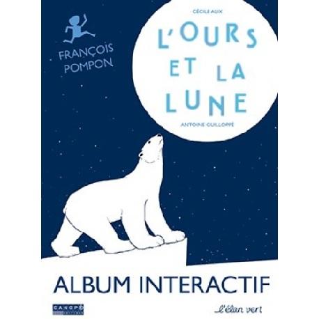 l ours et la lune ebook enfant interactif