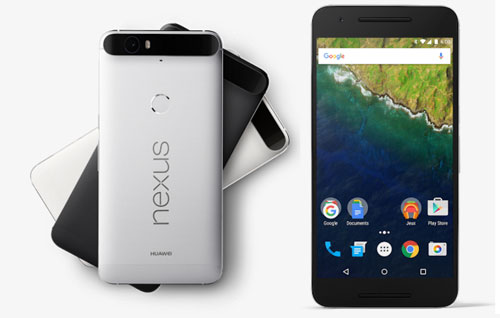 Huawei Nexus 6P en promo flash
