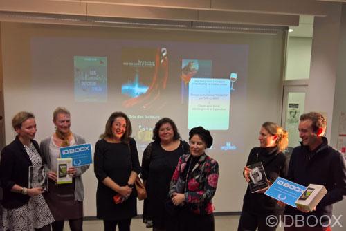 Prix Livre numérique 2015 Youboox