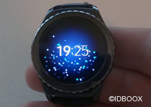 vid o samsung gear s2 comment utiliser la montre. Black Bedroom Furniture Sets. Home Design Ideas