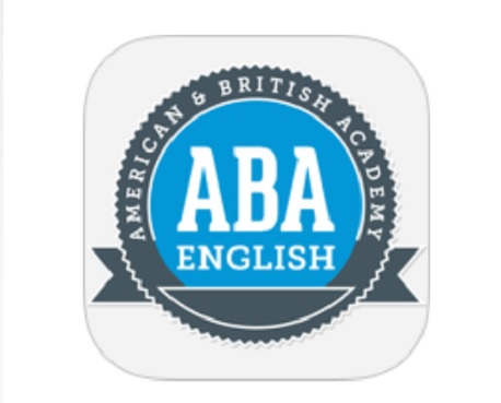 aba english application adultes anglais