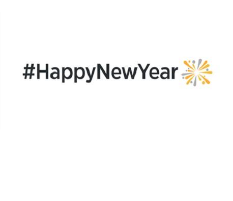 bonne annee twitter 2016