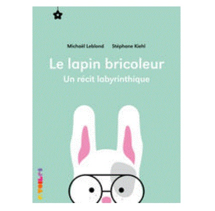 le lapin bricoleur ebook enfant interactif