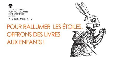 salon du livre presse jeunesse montreuil 2015