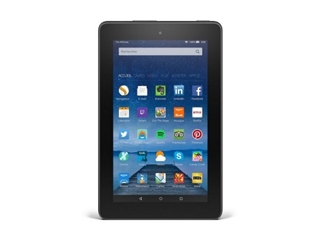 tablette amazon fire noel