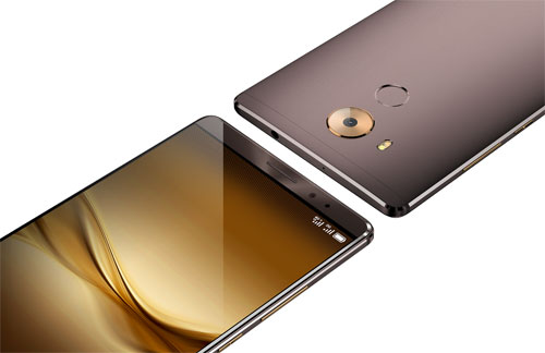 Huawei Mate 8 au CES