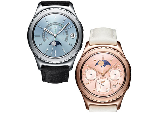 Samsung Gear S2 compatible iOS