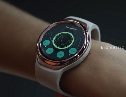 Samsung nouveau bracelet connecté