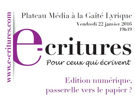 gaite lyrique e-ecriture ebook