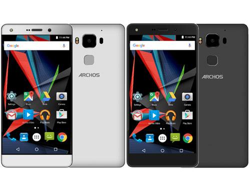 Archos Diamond 2 Plus smartphone premium