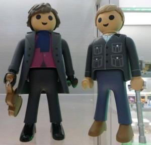 Funko Playmobil Docteur Who
