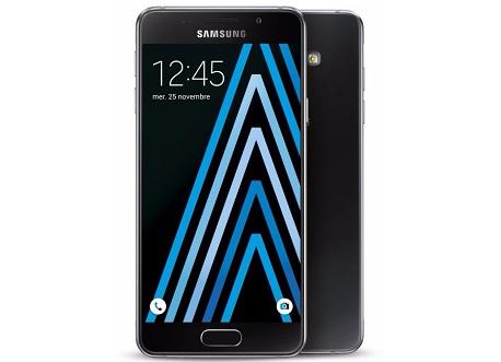 Galaxy A3 2016 promo