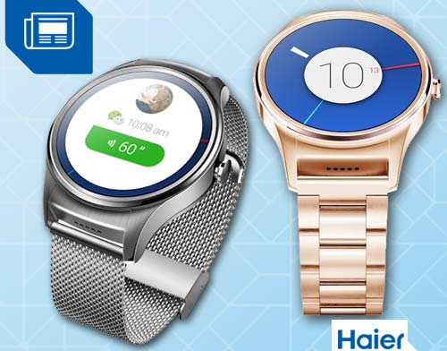 Haier Watch sous Android Marshmallow