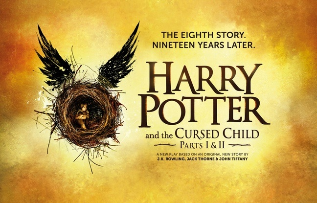 Harry Potter et l'enfant maudit ebook