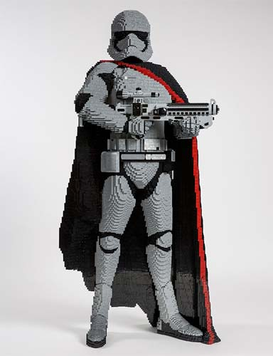 Lego se paye les personnages de star wars idboox idboox tout savoir sur les ebooks les - Lego star wars personnage ...