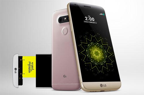 LG G6 n'aura pas de module