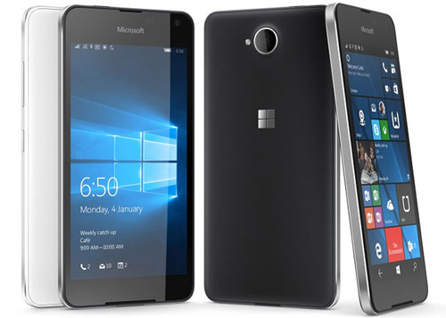 Microsoft Lumia 650 pour pros