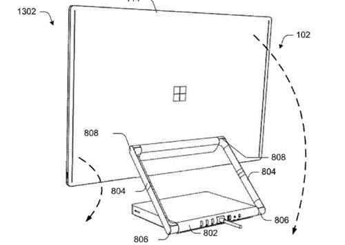 Microsoft dépose brevet PC modulaire