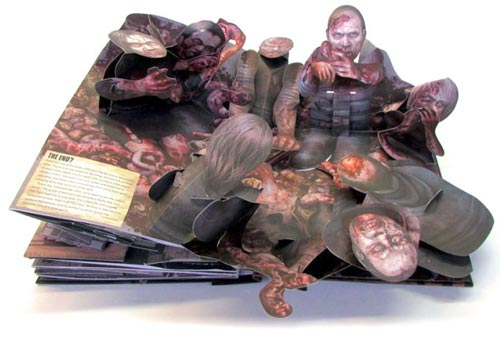 The Walking Dead Le livre Pop-Up