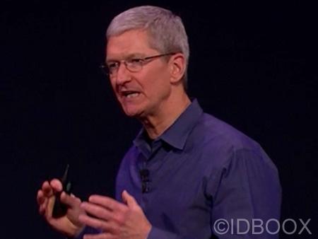Tim Cook le prochain iPhone sera très innovant