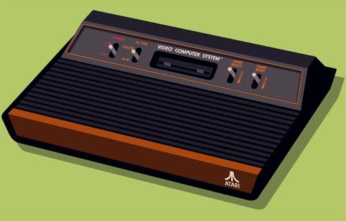 histoire création industrie jeux vidéo