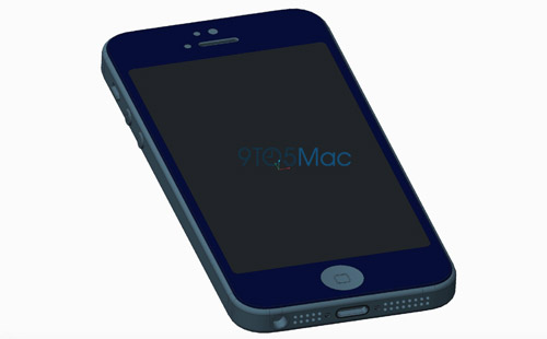 L'iPhone 5se se montre sous tous les angles