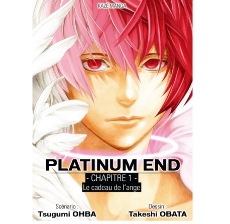 platinum end manga ebook