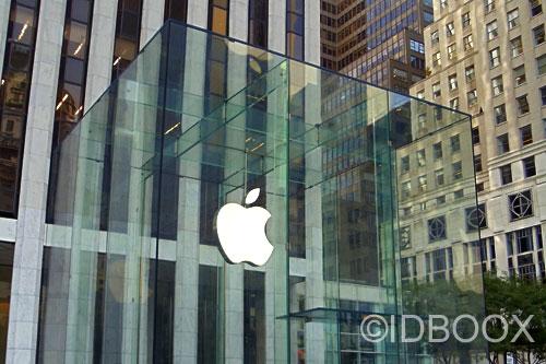 Apple les écrans MicroLED