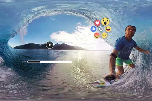 Oculus met Facebook sur le Samsung Gear VR