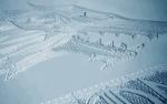 Game of Thrones le blason des Stark dans la neige