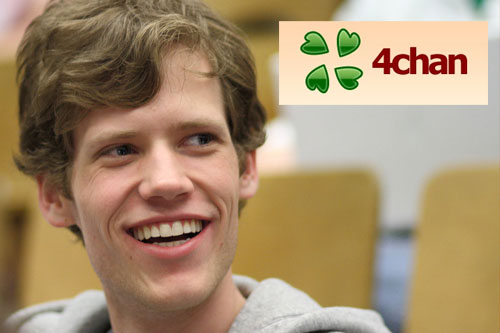 4chan Chris Poole rejoint Google