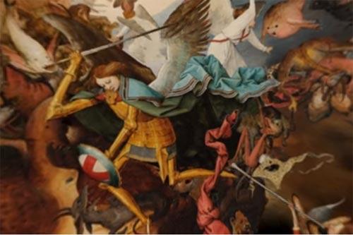 Google réalité virtuelle tableau de Bruegel