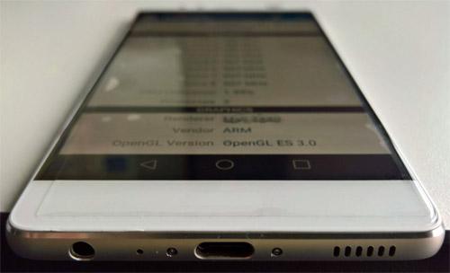 Huawei P9 premières photos