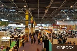 Livre paris 2019 auteurs